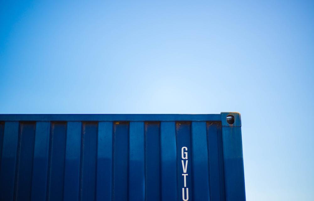 Ile waży kontener morski 6m